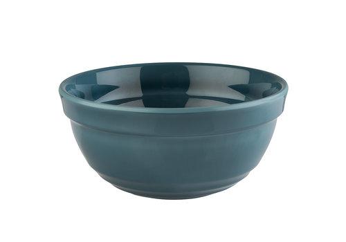 "APS-Germany Schaal ""Emma"" | Melamine | Ø 14 cm x H 6.5 cm | 0.50 liter | Turquoise"