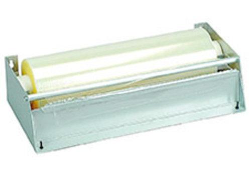 APS-Germany Vershoudfoliedispenser   Metaal   34 cm x 16 cm x H 9 cm   Foliebreedte 30 cm