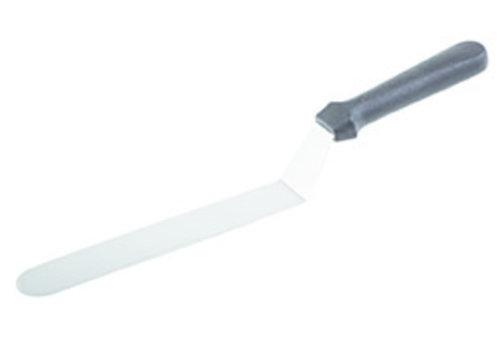 "APS-Germany Spatel ""Blue"" | PP RVS | 34 cm x 5 cm | Handgreep 47.5 cm | Gebogen"