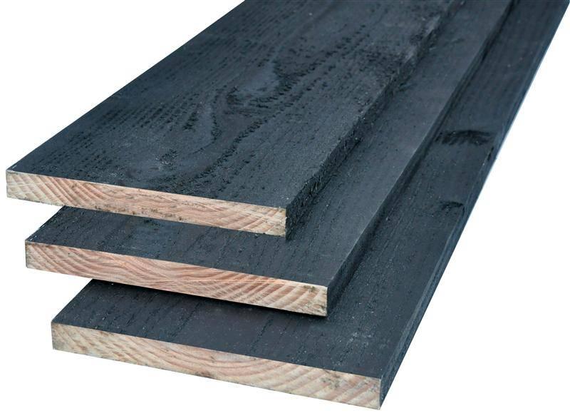 Plank 2x gespoten 22x200x4000mm