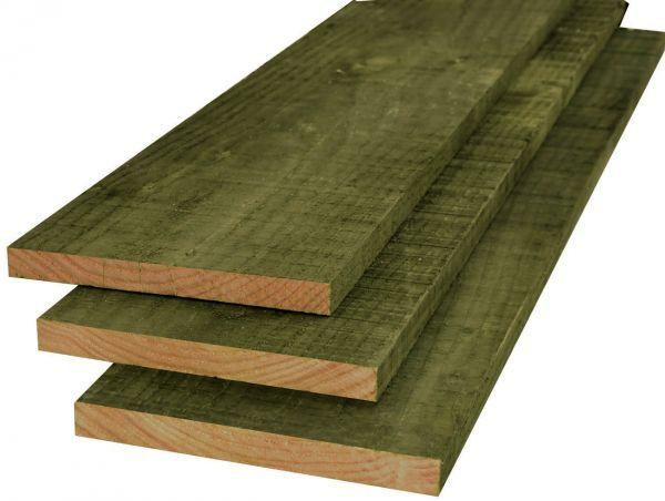 Plank 22x200x4000mm
