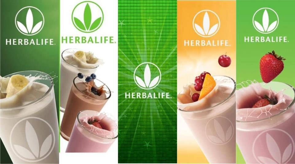 herbalife-gouts-different