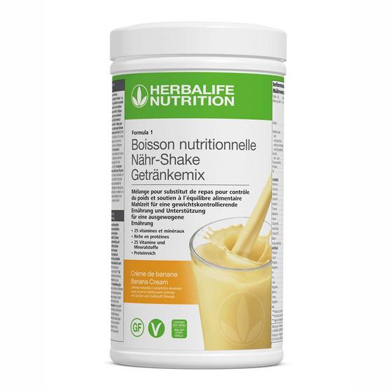 F1 Shake Crème de Banane