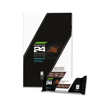Barres protéinées Achieve H24 Chocolat noir