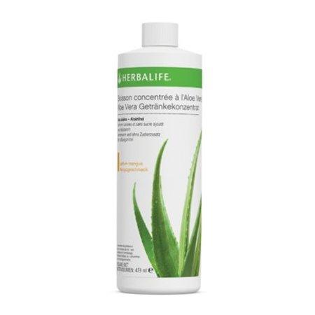 l'Aloe Vera - Boisson Concentrée à l'Aloe Vera