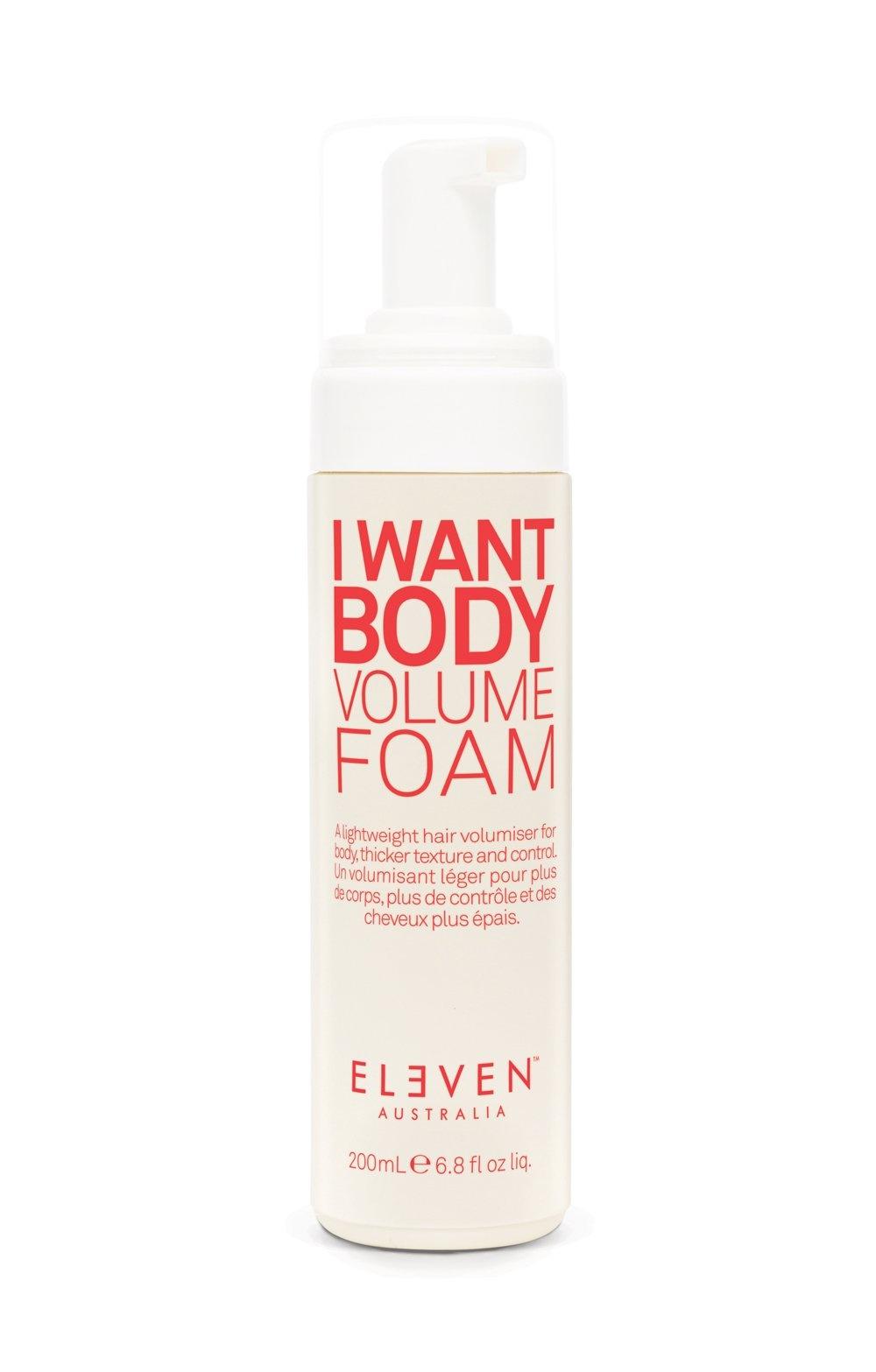 Eleven Australia I Want Body Volume Foam
