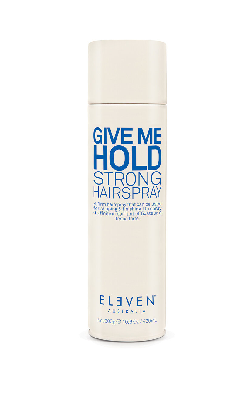 Eleven Australia Give Me Hold Strong Hairspray
