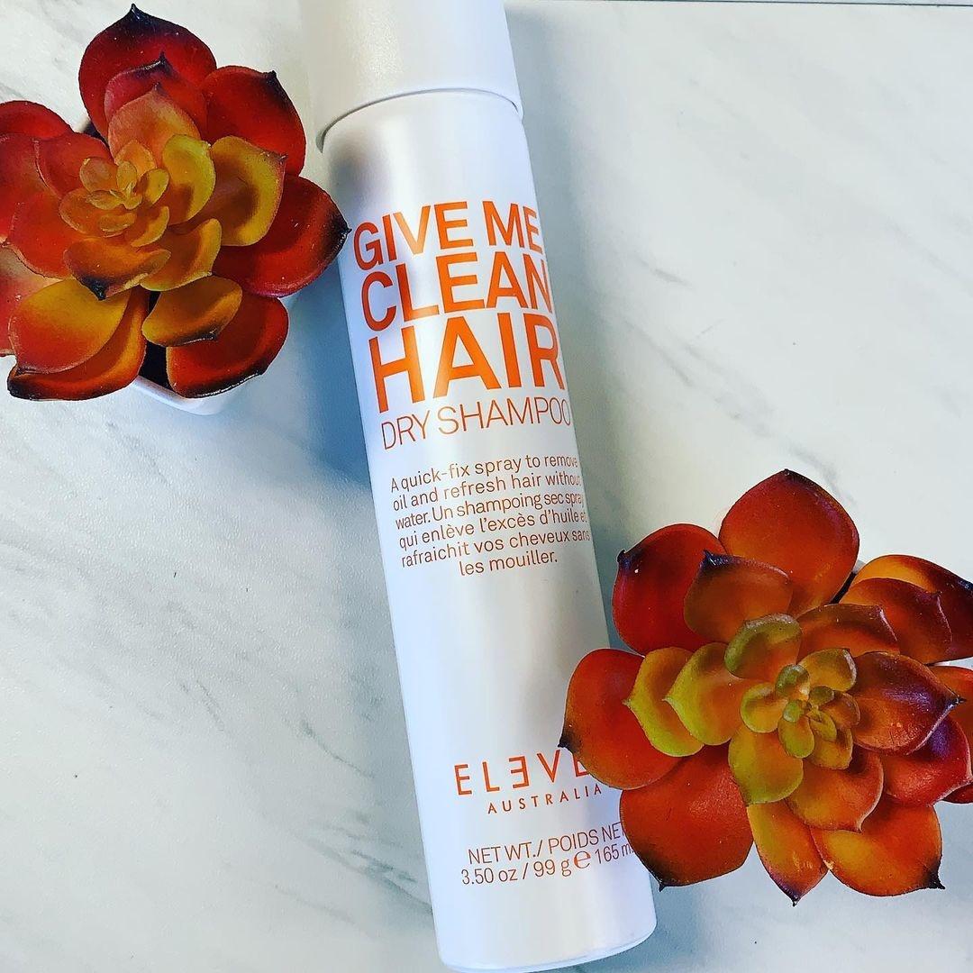 Eleven Australia Give Me Clean Hair Dry Shampoo