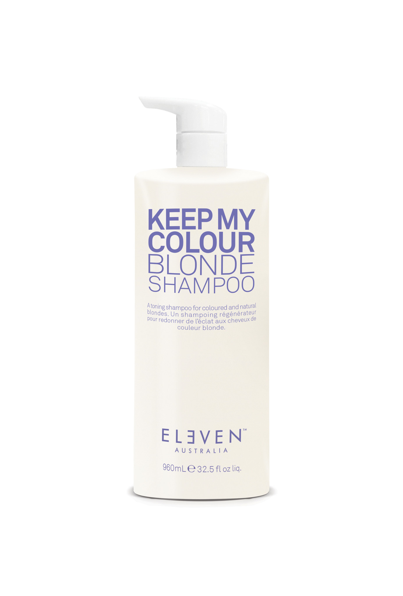 Eleven Australia Keep My Colour Blonde Shampoo