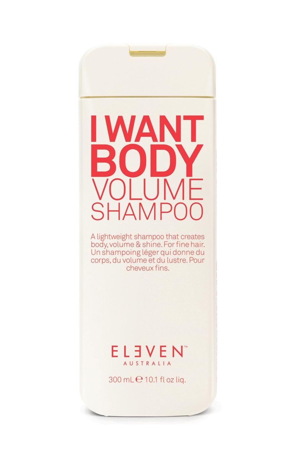 Eleven Australia I Want Body Volume Shampoo