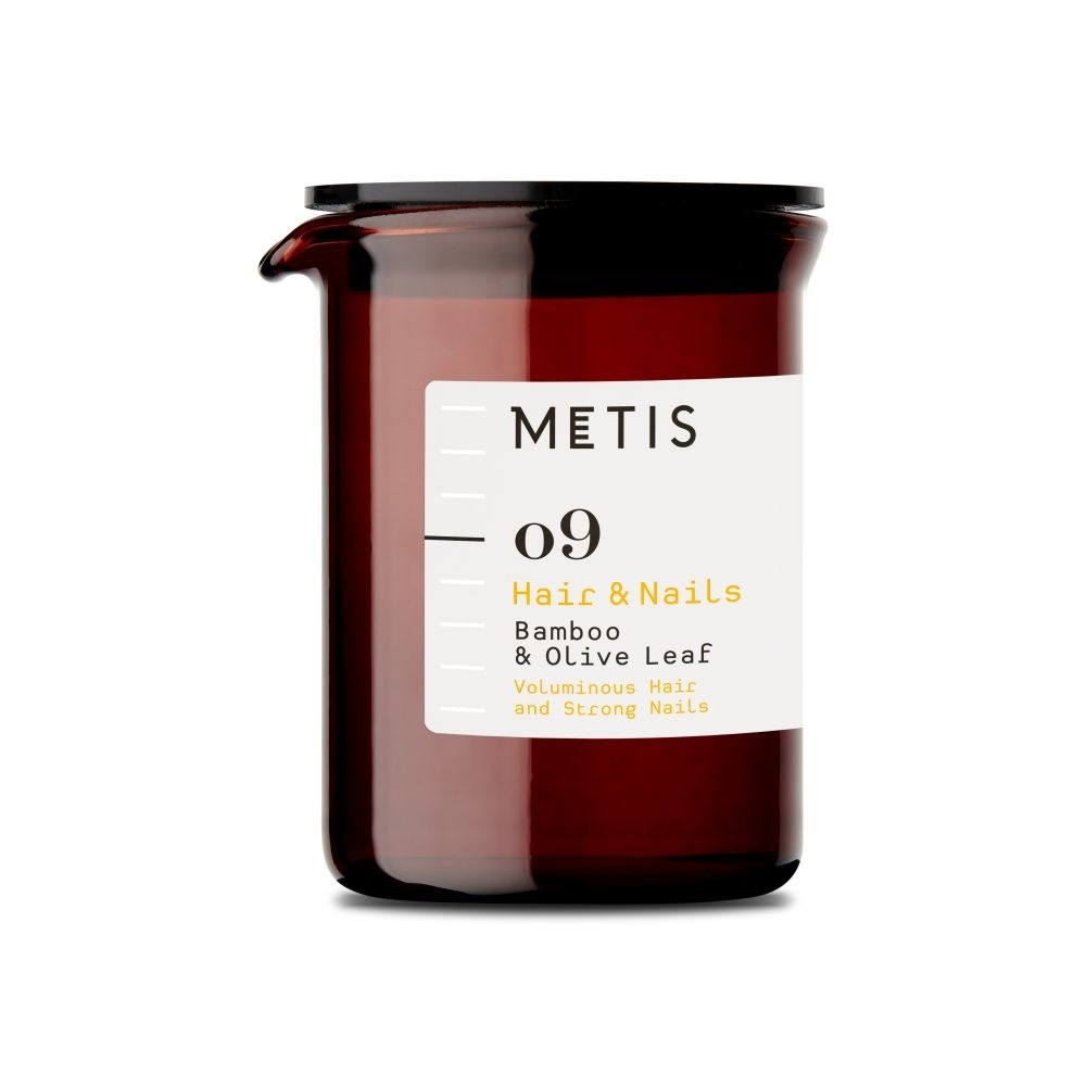 METIS HAIR & NAILS 09 - VITAMINE - BEKER 60 CAPSULES