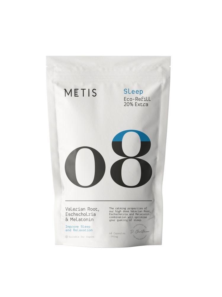 METIS SLEEP 08 - VITAMINE - REFILL 48 CAPSULES
