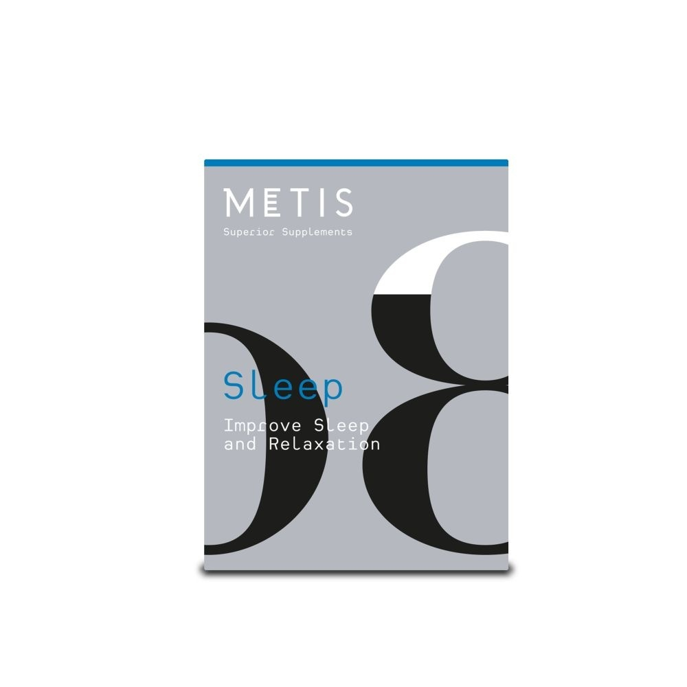 METIS SLEEP 08 - VITAMINE - BEKER 40 CAPSULES