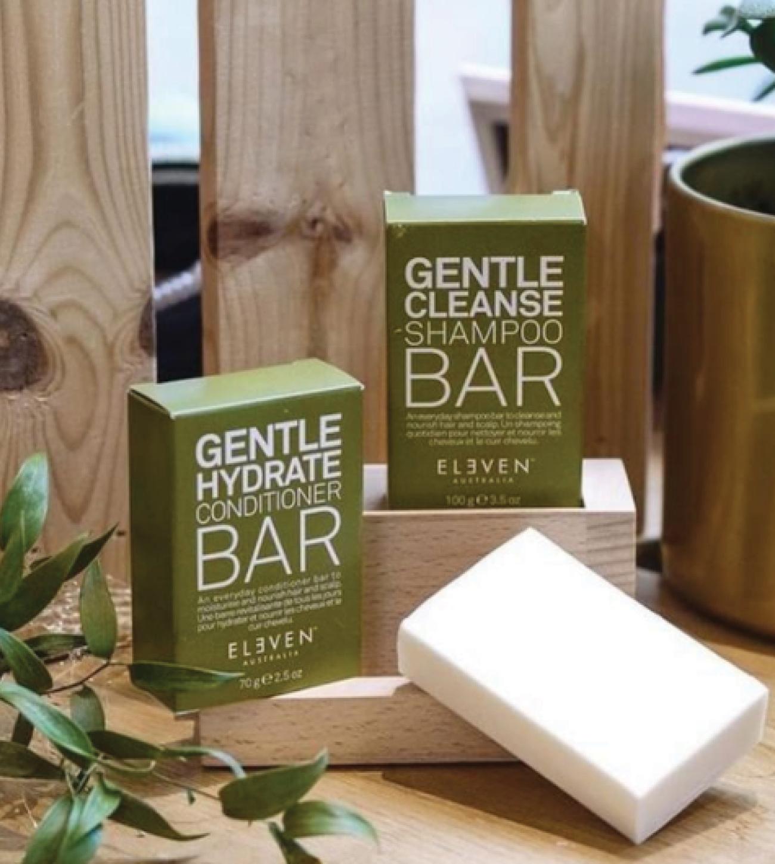 Eleven Australia Gentle Cleanse Shampoo Bar