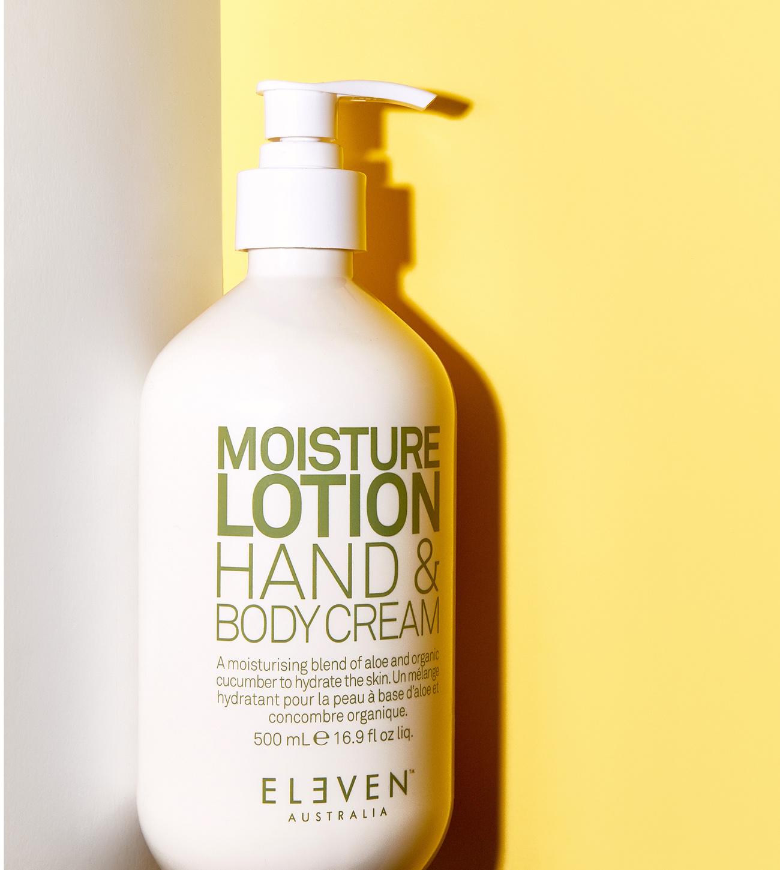 Eleven Australia Moisture Lotion Over Hand & Body cream