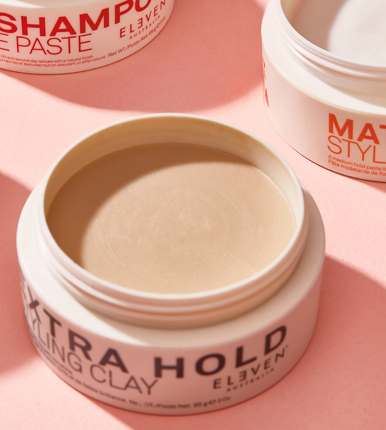 Eleven Australia Extra Hold Styling Clay