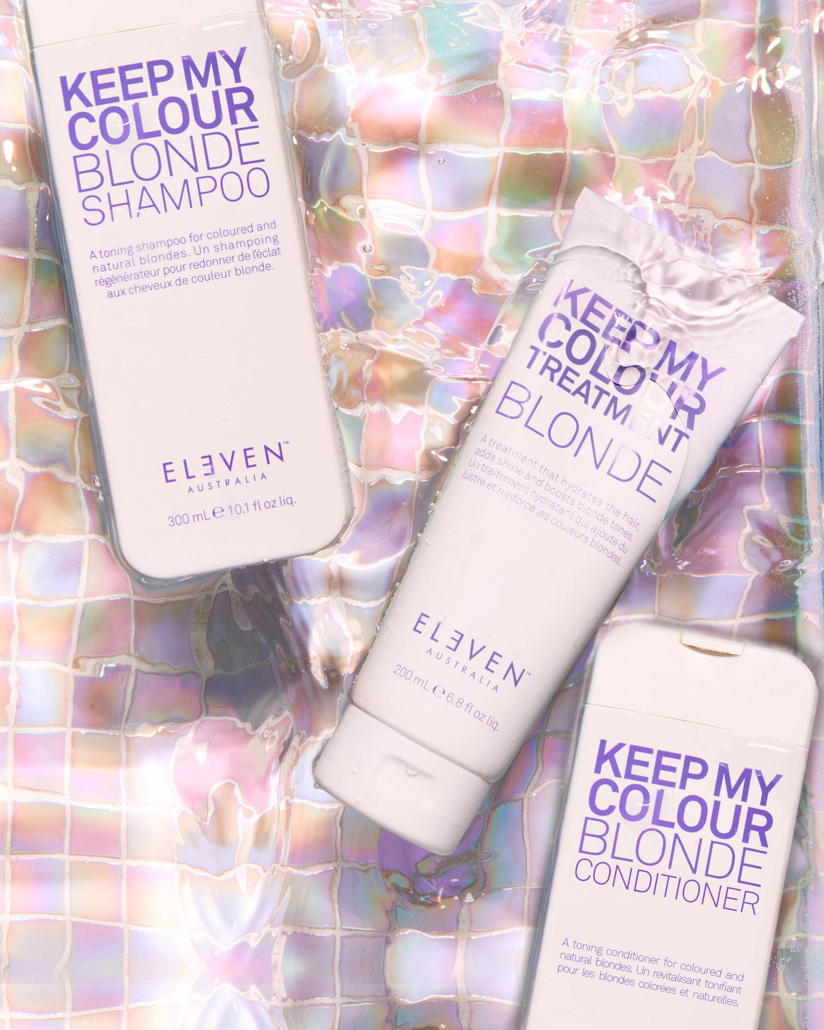 Eleven Australia Keep My Colour Blonde Conditioner