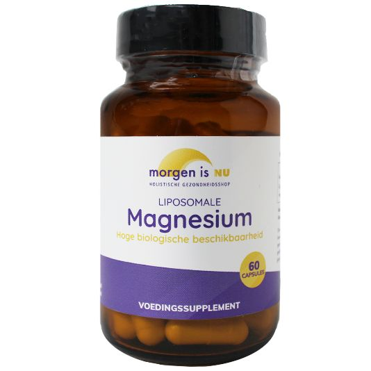 Morgen is Nu Liposomale Magnesium