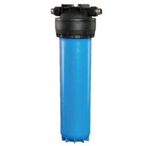 Leliveld Hele huis inbouw-waterfilter voor op een hoofd-waterleiding - Aquaphor