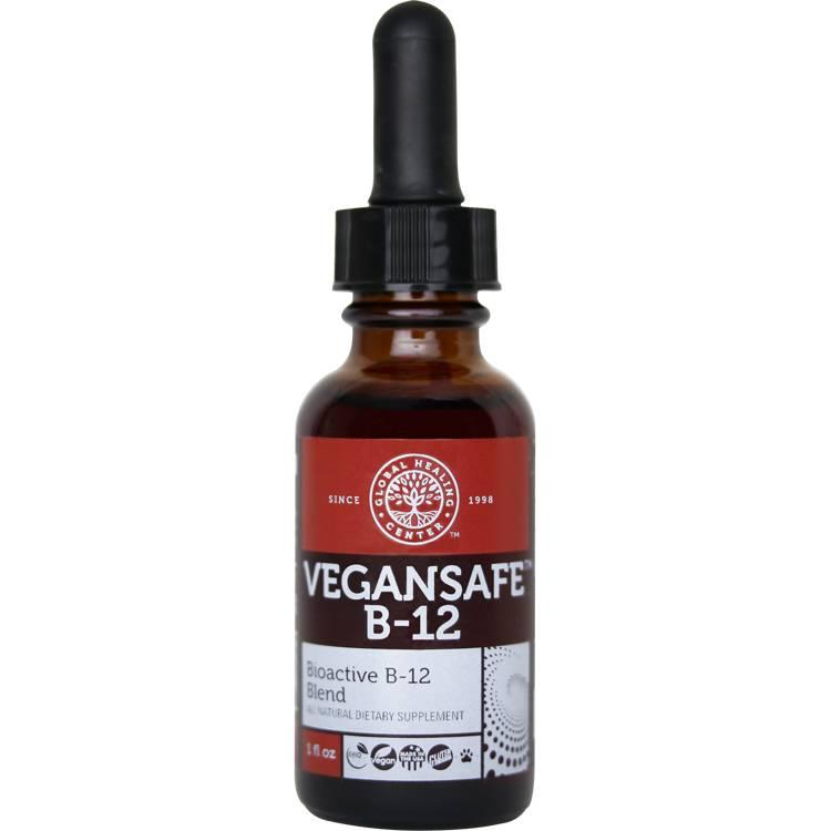Morgen is Nu VeganSafe B-12 | 30 ml