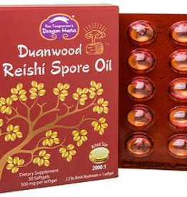 Reishi Spore Oil – 30 softgels