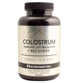 Morgen is Nu Biest Colostrum capsules
