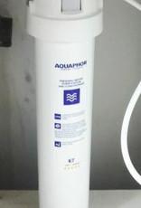 Tweevoudig keuken inbouw waterfilter - met Aqualen® + hollevatensysteem - Aquaphor