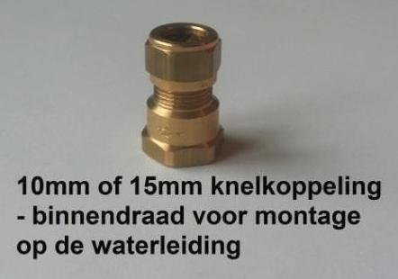 Leliveld Keuken inbouw watervitaliser - Leliveld