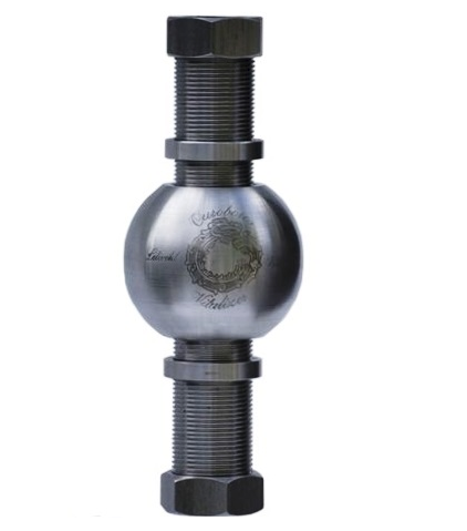 Leliveld Verstelbare watervitaliser voor het hele huis - Aqua Scettro Regolare - Leliveld
