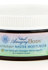 Morgen is nu Amazing Body SuperHydrate Master Moisturizer