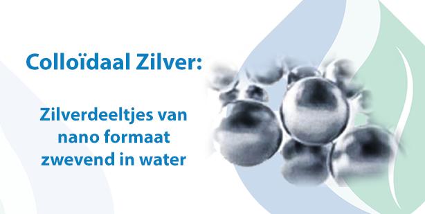 Colloïdaal Zilver | Gaat door wanneer al het andere faalt