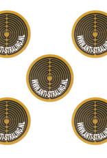 Morgen is Nu Anti-stralingsticker (5 stuks)