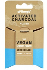 Morgen is nu Activated Charcoal Floss