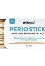 Morgen is Nu Perio Sticks Tandenstokers | Dun