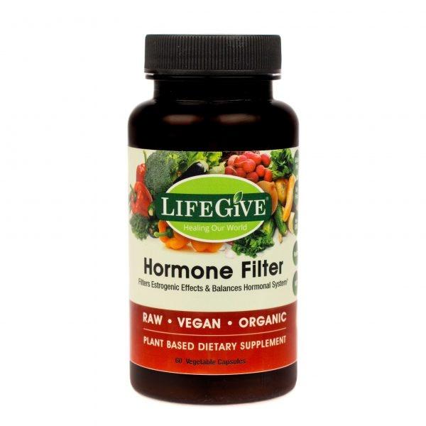 Morgen is Nu Hormone Filter