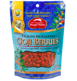 Morgen is Nu Heaven Mountain Goji Berries