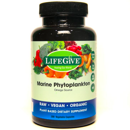 Morgen is nu LifeGive Marine Phytoplankton