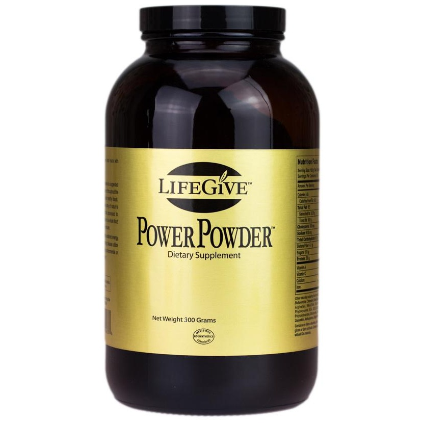 Morgen is nu Power Powder