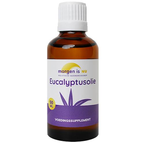 Morgen is nu Eucalyptusolie 50ml