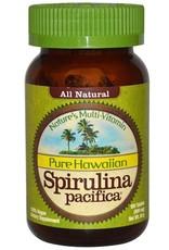 Morgen is nu Spirulina Pacifica Hawaii – 500mg Tablet