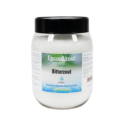 Meditech Europe Himalaya Epsomzout (magnesiumsulfaat) 1,5Kg