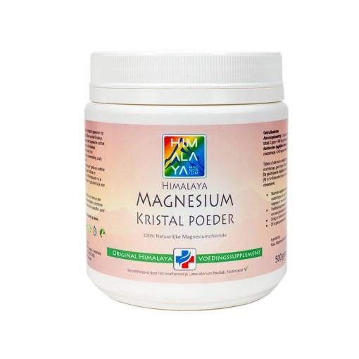 Meditech Europe Himalaya Magnesium Kristalpoeder