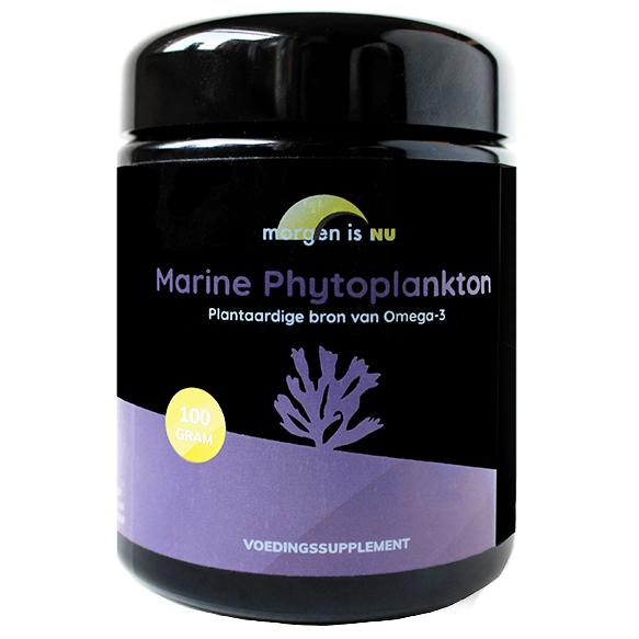 Morgen is nu Marine Phytoplankton 100gr