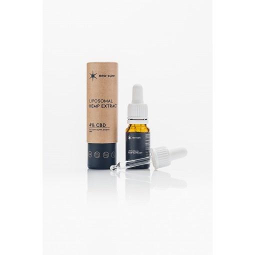 Meditech Europe CBD Liposomal Hemp Extract 4,0% 10 ml