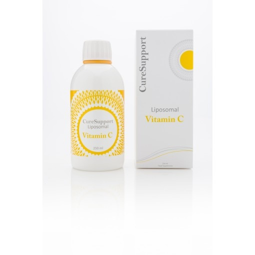 Meditech Europe Vitamine C Liposomal 250ml