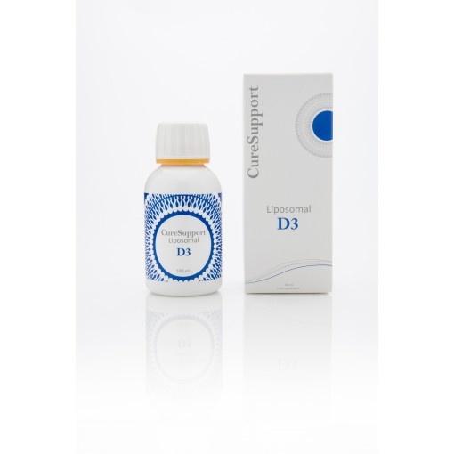Meditech Europe Vitamine D3 Liposomal 100 ml