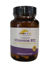 Morgen is Nu Liposomale Vitamine B12