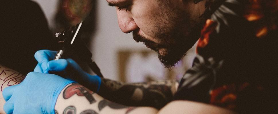 New in: Tattoo Salbe