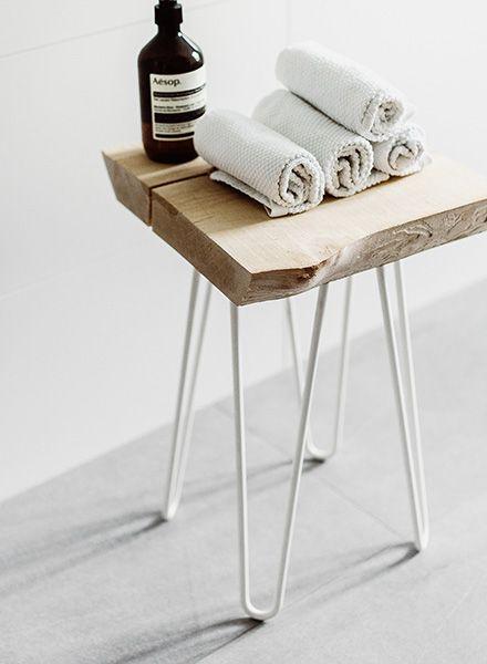 Trivial Project Tischbeine Hairpinlegs - Erhältlich in 3 Farben und zwei Höhen