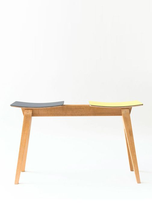 """Alex Valder Bench """"Baenkle"""" - Available in different colors combinations"""